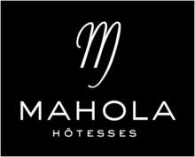 logo mahola fond noir