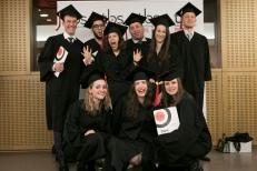Cérémonie de remise de diplôme MS et MSc Promotion 2016